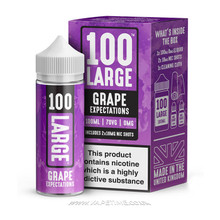 Large Juice - 100 Large - Grape Expectations