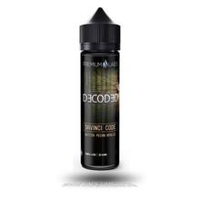 Decoded - DaVinci Code E-Liquid 50ml
