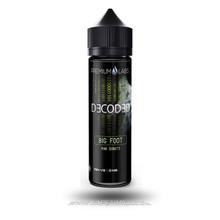 Decoded - Big Foot E-Liquid 50ml