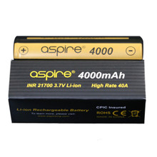Aspire ICR 21700 Battery 4000mAh