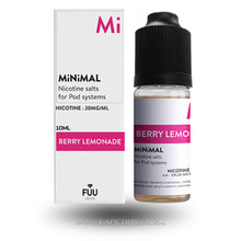 Berry Lemonade E-Liquid by MiNiMAL