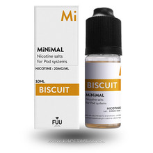 Biscuit E-Liquid by MiNiMAL
