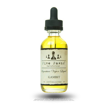 Five Pawns - Gambit E-Liquid 60ml