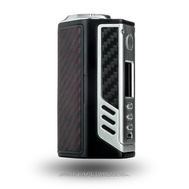 Triade DNA250C SS/Black by Lost Vape