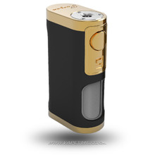 Furyan Black/Brass by Lost Vape