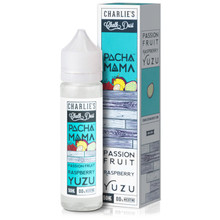 Pacha Mama -  Passion Fruit, Raspberry and Yuzu E-Liquid 50ml