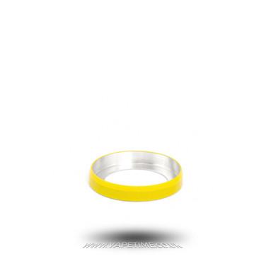 Cerakoted Silumin Beauty Rings by Limelight Mechanics