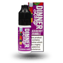 Blackberry Crumble 50/50 E-Liquid by Dinner Lady