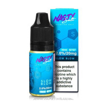 Slow Blow Eliquid by Nasty Salt