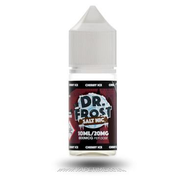 Cherry Ice Eliquid by Dr Frost Salt Nic