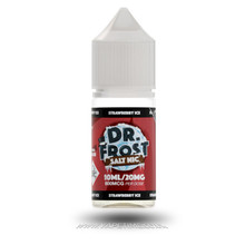 Strawberry Ice Eliquid by Dr Frost Salt Nic