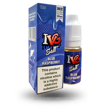 Blue Raspberry by IVG Salts