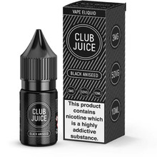 Black Aniseed by Club Juice 50/50