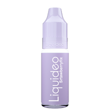 Shake It Easy - Strawberry Fix  - smooth milky strawberry milkshake eliquid by liquideo