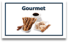 Click here for Gourmet flavours