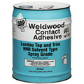 DAP WELDWOOD ADHESIVE( 5gal limited  shipping )