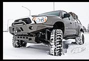 05-15 Tacoma APEX Aluminum Front Bumper