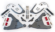 """05-15 Tacoma Total Chaos 3.5"""" Long Travel Race Kit w/ Heims (Use With Fox Only)"""