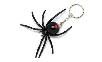 Redback Spider Keyring