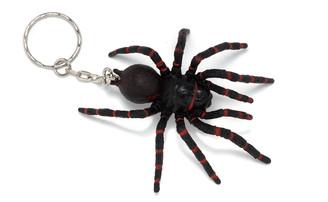 Funnelweb Spider Keyring