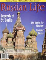 Russian Life: Nov/Dec 2001