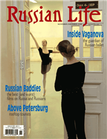 Russian Life: Nov/Dec 2008
