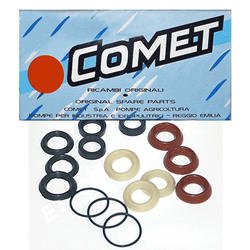 Comet ZW Series 15mm Pump Seal Kit | 5019.0064.00