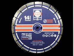 "Pro Series Concrete Blade | 12"", 14"", 16"", 18"" x .125 x 1""/20mm"
