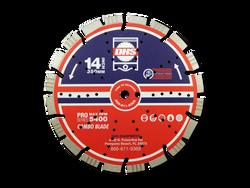 "Pro Series Combo Blade | 14"", 16"" x .125"" x 1""/20mm"