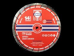 "Pro Series Asphalt | 12"", 14"", 16"", 18"" x .125"" x 1""/20mm"