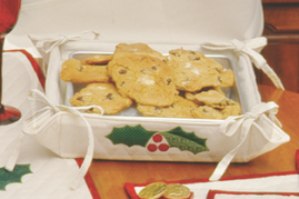 Christmas Casserole Carrier Free Project