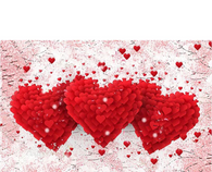 Love Hearts - Premium Diamond Painting - Square - 50x60 - Free Shipping