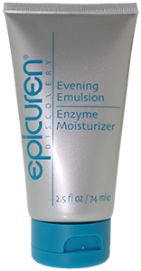 Epicuren Evening Emulsion Enzyme Moisturizer 4 oz.