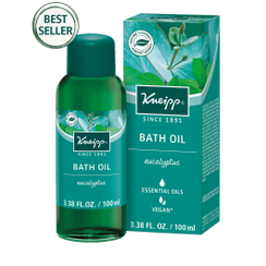 Cold & Sinus Relief Bath Oil: Eucalyptus *Value Size