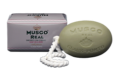 Musgo Real Soap on a Rope - Oak Moss Scent