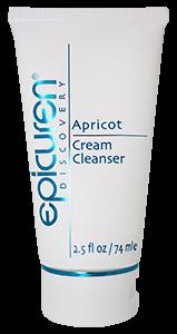 Epicuren Apricot Cream Cleanser 2.5 oz.