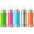 Pura Kiki 11 oz Stainless Steel Infant Baby Bottle Brand New