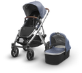 UppaBaby Vista Stroller & Bassinet Brand New 2018 New Version