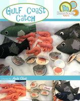 Felt Food - Gulf Coast Catch Instant PDF Pattern