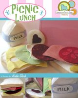 Felt Food - Picnic Lunch PDF Pattern
