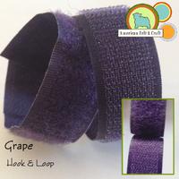 Hook and Loop - Grape