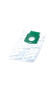 Genuine HEPA media vacuum bags are designed exclusively for the Prima canisters and feature the light green self-sealing bag closure system for easy installation and tidy disposal.