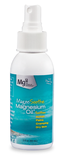 MagneSmoothe Magnesium Oil Spray