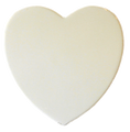 Large Heart, 19-2/3in x 19-2/3in