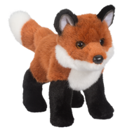 Bushy Red Fox