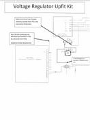Field Boost Upfit Diagram