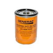 GENERAC OIL FILTER 90ML LOGO ORANGE PRE-BOX  (070185ES)