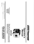 Powermate Pulse Series Manual