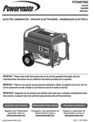 Powermate Manual 0070355_0813 Pc0497000  08302013