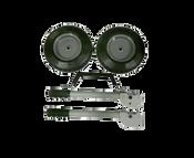 GENERAC ACCESSORY KIT WHEELS AND HANDLE (0G8470ASRV)